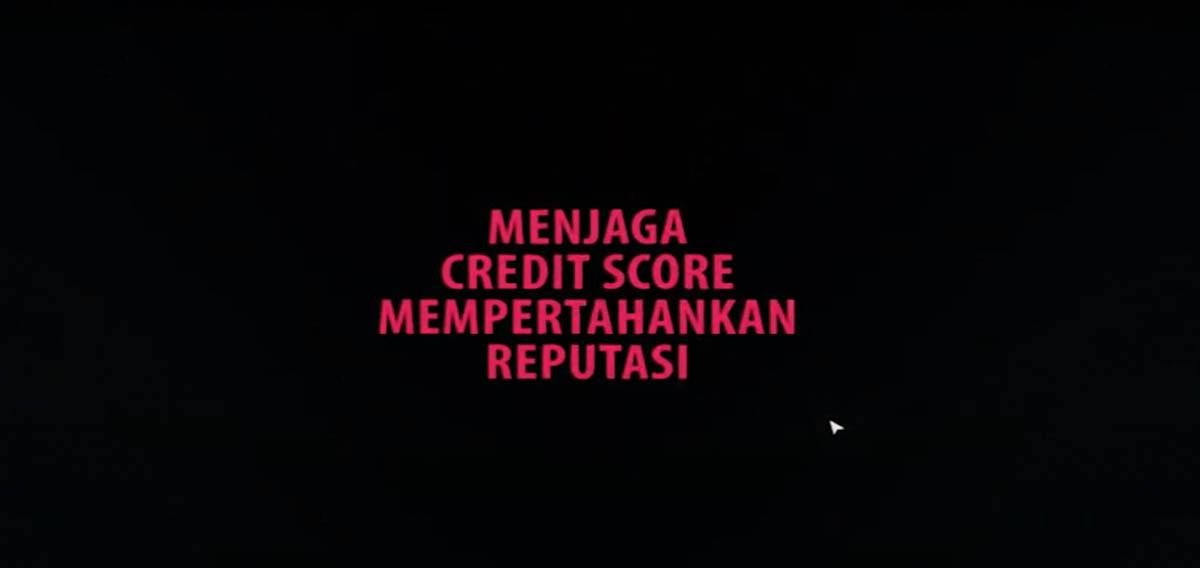 credit score, reputasi, kredit, debitur, idscore